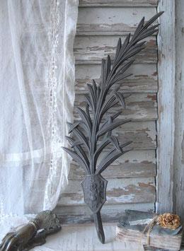 Dekoratives altes Eisenelement Frankreich