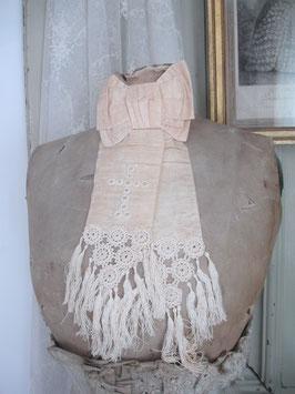 Dekorative antike Kommunionsschleife Frankreich