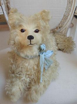 RAR: Antiker Pyjama Hund Jumeau Frankreich