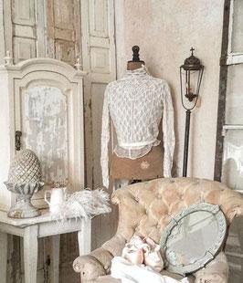 Antike viktorianische Bluse