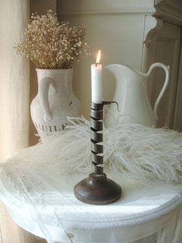 Antiker Kerzenständer aus Frankreich 19. Jahrhundert