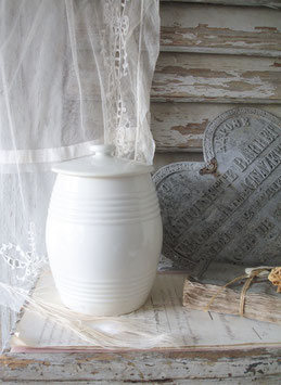 Shabby: Altes Keramik Vorratsgefäß Maastricht