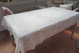 Soo shabby: Zauberhafter antiker französischer Bettüberwurf