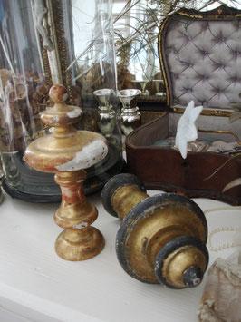 Soo french: Antike große Zierelemente Holz Frankreich
