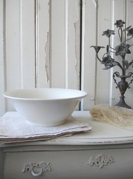 Shabby: Wunderbare antike Keramik Schüssel aus Frankeich
