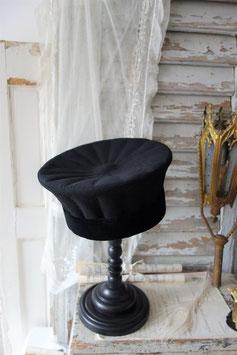 Dekorativer alter französischer Anwalts Hut