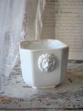 RAR: Antiker Sucrier GIEN Keramik Frankreich