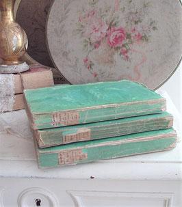 Set antike französische Bücher von 1829 Frankreich