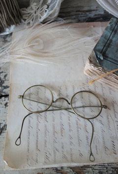 Dekorative antike Brille Frankreich