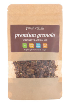 Premium granola - chocolate