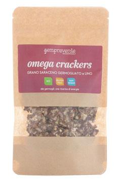 Omega crackers