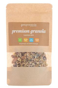Premium granola - vaniglia