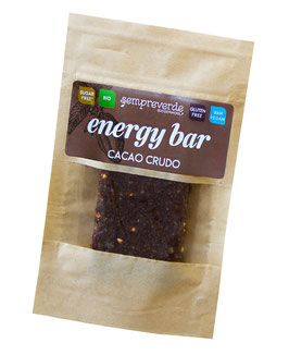 Energy bar - cacao