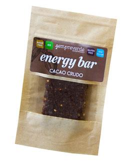 Energy bar - Raw cacao