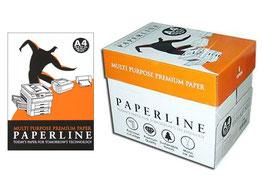 "Paperline Premium Copy Paper - 20lb, 8.5"" x 11"", 92 brightness - White"