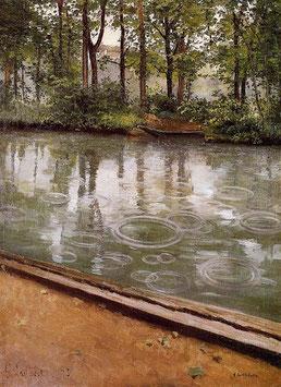 The Yerres, Rain