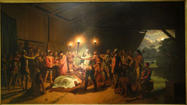 The Death of de Soto