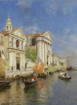 Maria della Visitazione and S. Maria del Rosario, Venice