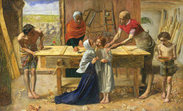 Christ in the House of His Parents (The Carpenter Shop)