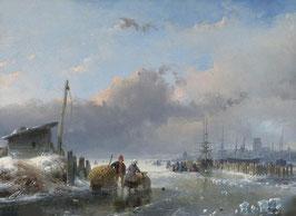 A view of Dordrecht