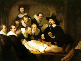 Anatomy Lesson of Dr. Nicolaes Tulp