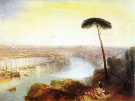 Rome from Mount Aventine