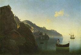 The Coast Near Amalfi