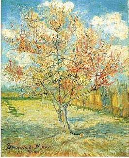 The Pink Peach Tree