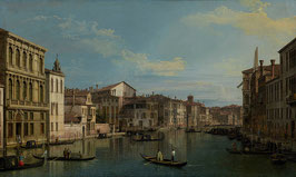 Grand Canal from Palazzo Flangini
