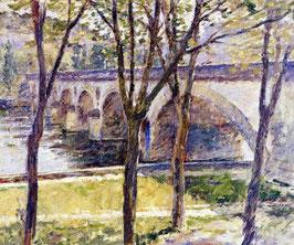 Bridge near Giverny