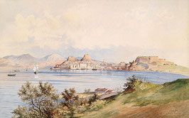 City Sight of Corfu