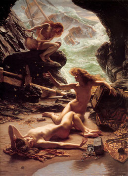 The Cave of the Storm Nymphs