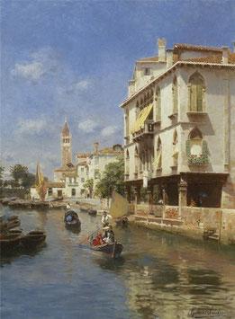 Canale della Guerra, Venice