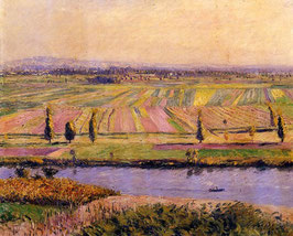 The Gennevilliers Plain, Seen from the Slopes of Argenteuil