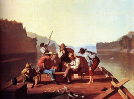 Ferrymen Playing Cards