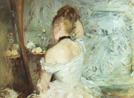 A Woman at her Toilette