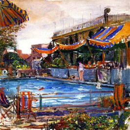 Ambassador Hotel Swimming Pool