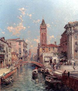Rio Santa Barnaba, Venice
