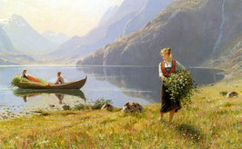 On The Banks of the Fjord