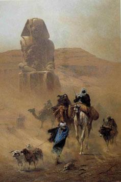 Le Vent du Desert