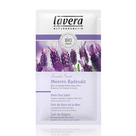 Lavender Secrets Meeres-Badesalz