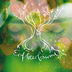 """CD """"Erdbeerbäume"""" von Merle Larisa Menke"""