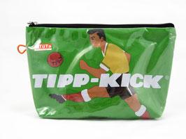 Retro Kulturtasche Tipp Kick Fußball