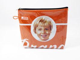 kleine Kulturtasche Retro Brandt Zwieback