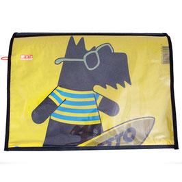 Surf Hund große Wechselklappe für L, XL und Rad Korpus