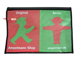 Ampelmann große Wechselklappe für L, XL und Rad Korpus