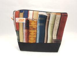 kleine Kulturtasche Bücher
