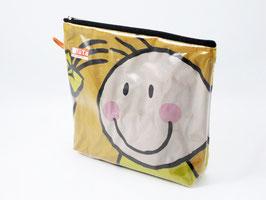 kleine Kulturtasche Smiley mila design