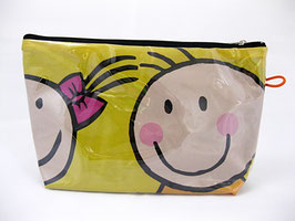 Kulturtasche Smiley mila design