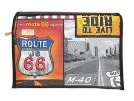 Wechselklappe Route 66